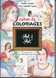 Illustration Cahier de Coloriage d'Art d'Art
